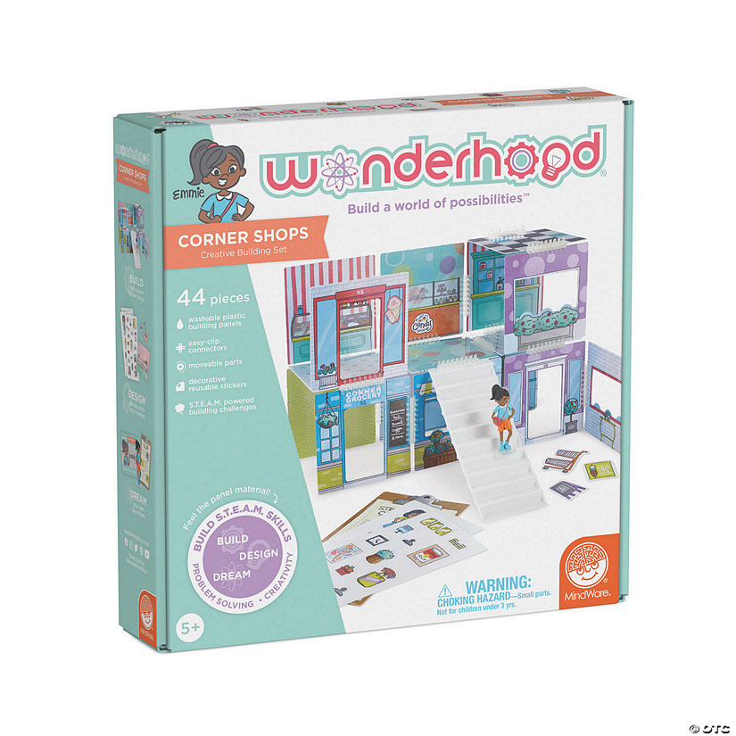 Wonderhood Corner Shops Image Thumbnail