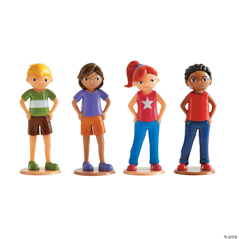 Wonderhood Kids Set of 4
