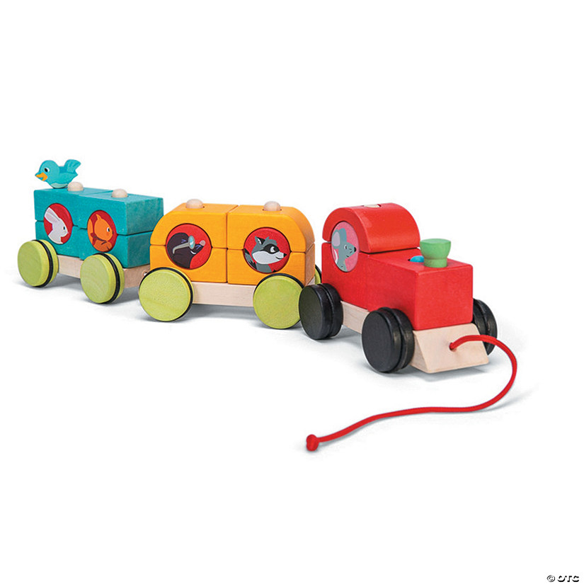 Woodland Express Stacking Train
