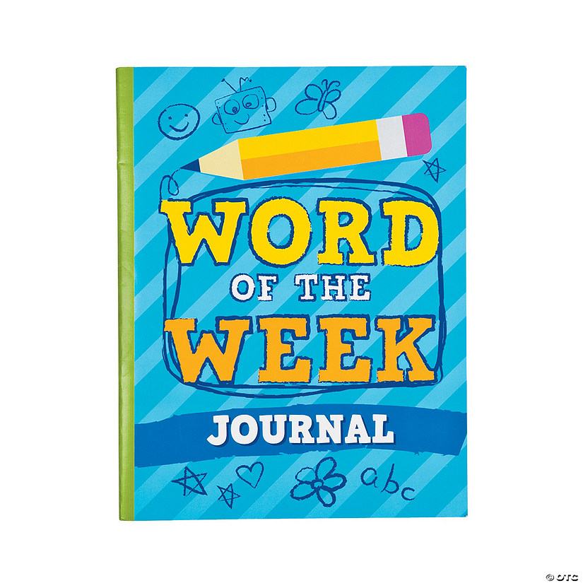 Word of the Week Journals