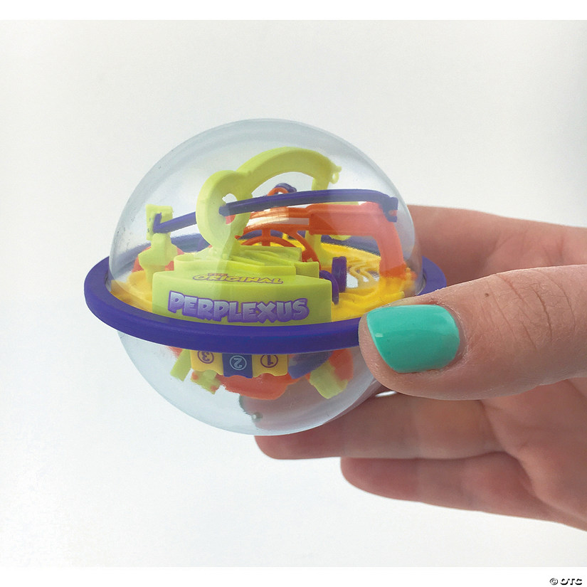 World's Smallest Perplexus Audio Thumbnail