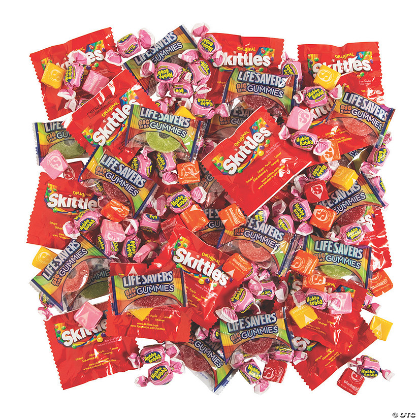 Wrigley&#8217;s<sup>&#174;</sup> Grab Bag Assorted Candy Audio Thumbnail
