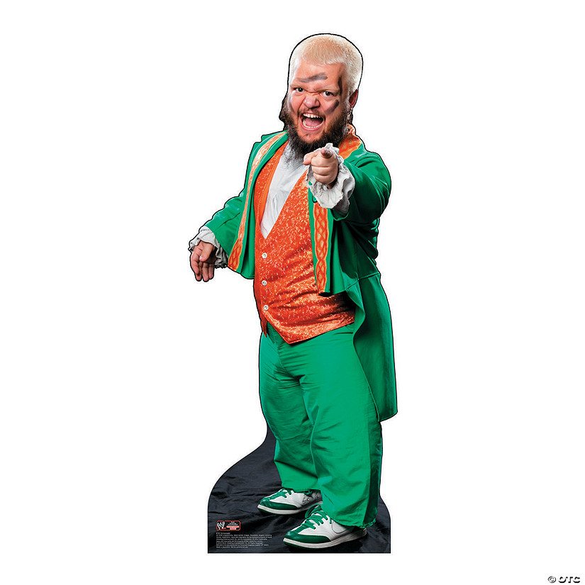 WWE Hornswoggle Cardboard Stand-Up Audio Thumbnail