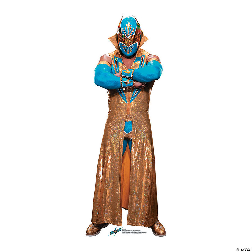 WWE Sin Cara Cardboard Stand-Up Audio Thumbnail