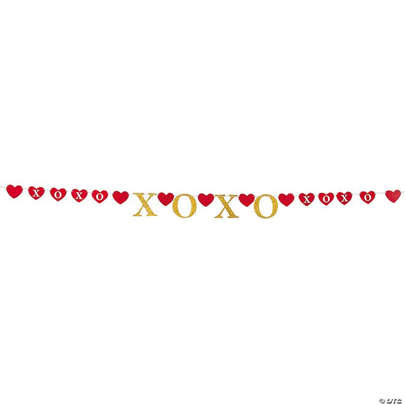 Xoxo Valentine Garland Discontinued