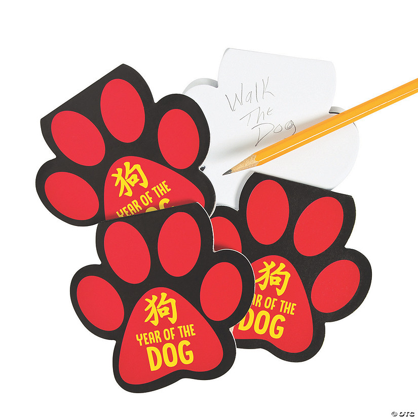 Year of the Dog Notepads Audio Thumbnail