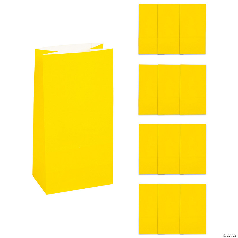 Yellow Treat Bags Audio Thumbnail