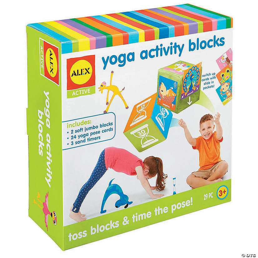 Yoga Activity Blocks Audio Thumbnail