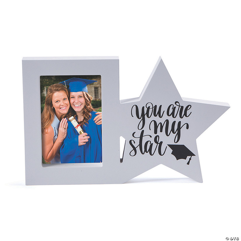 You Are My Star Graduation Picture Frame Audio Thumbnail
