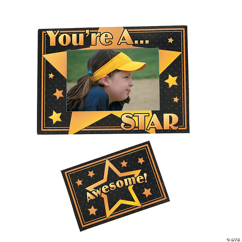 You're A Star Magnetic Picture Frames