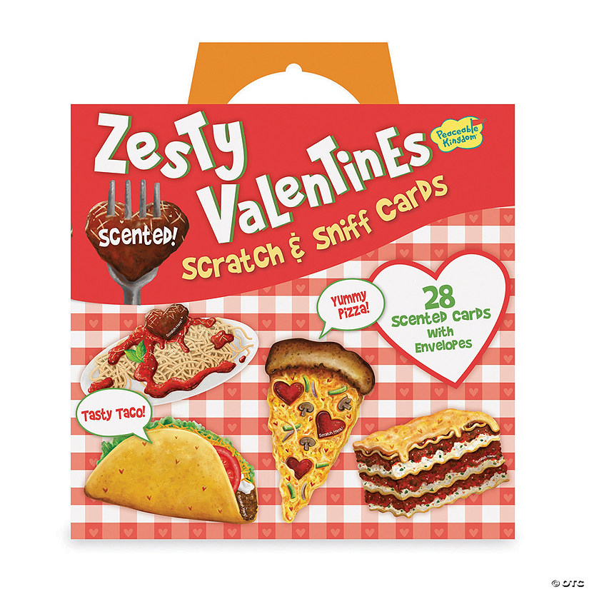Zesty Super Fun Valentine Pack Audio Thumbnail