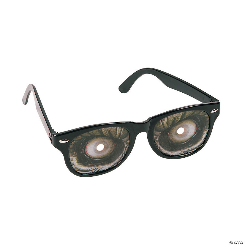 Zombie Eyes Glasses - Discontinued