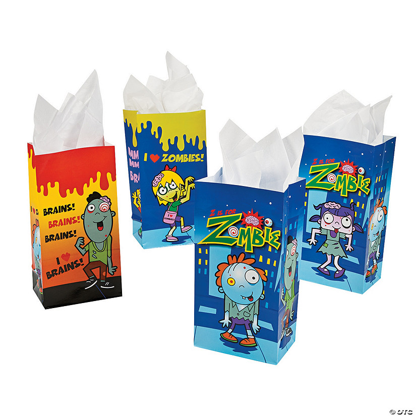 Zombie Treat Bags - Discontinued c27f640ed4ae