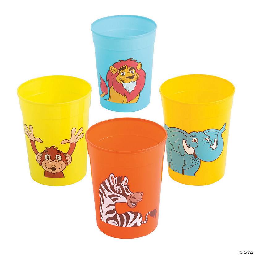 Zoo Adventure Cups Audio Thumbnail
