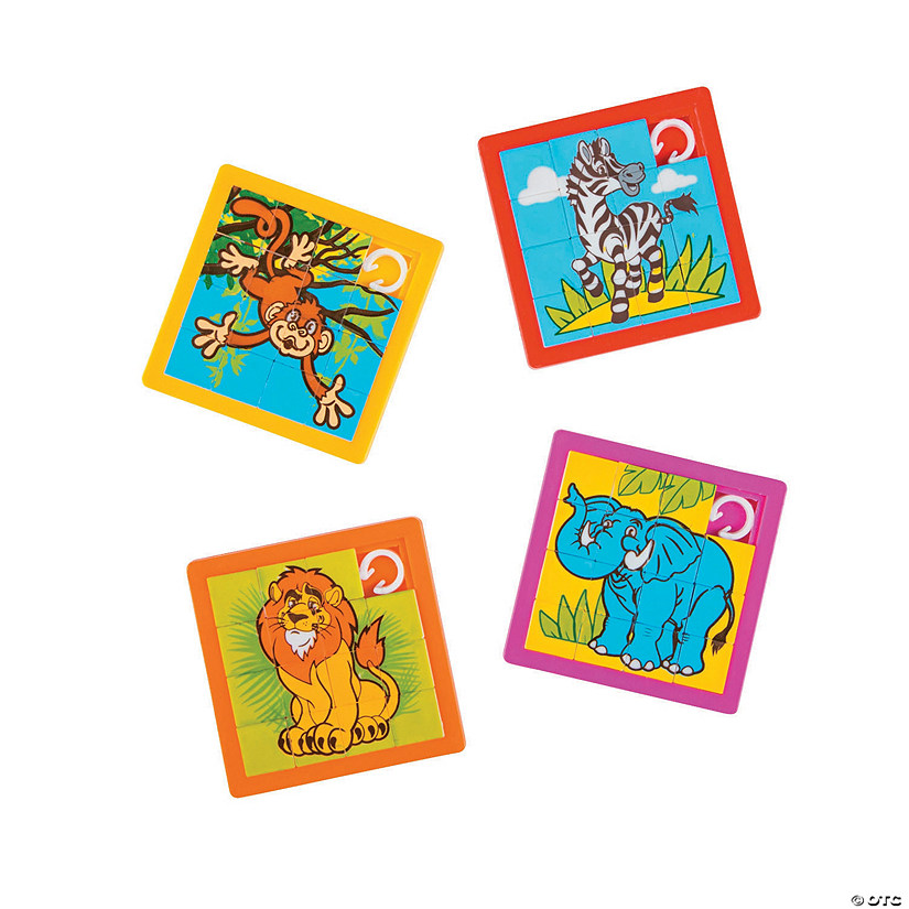 Zoo Animal Slide Puzzles Audio Thumbnail