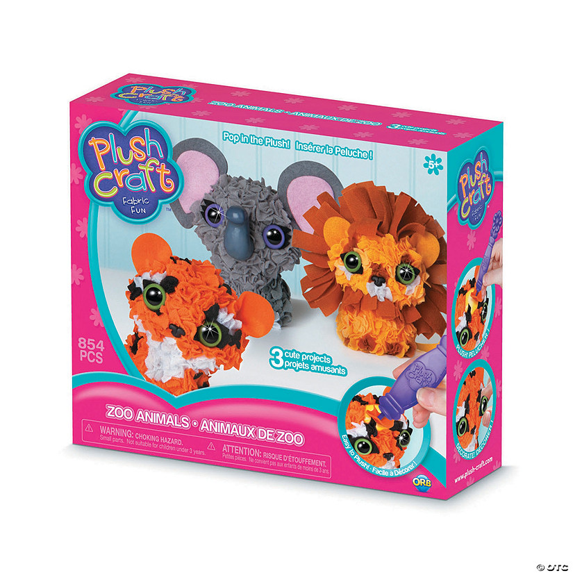 Zoo Animals Plushcraft Audio Thumbnail