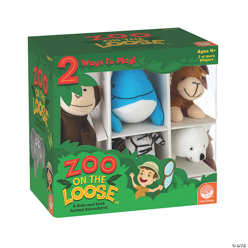 Zoo on the Loose Audio Thumbnail