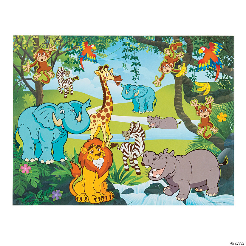 Zoo Sticker Scenes Audio Thumbnail