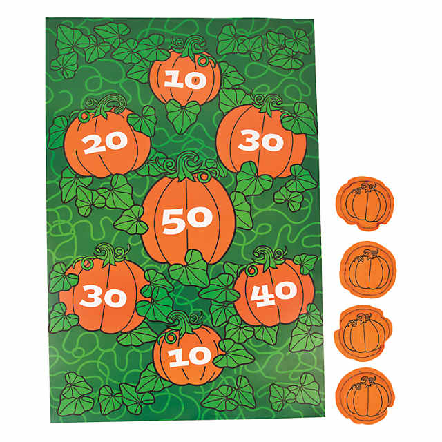 Super Pumpkin Chuckin Bean Bag Toss Game Discontinued Onthecornerstone Fun Painted Chair Ideas Images Onthecornerstoneorg