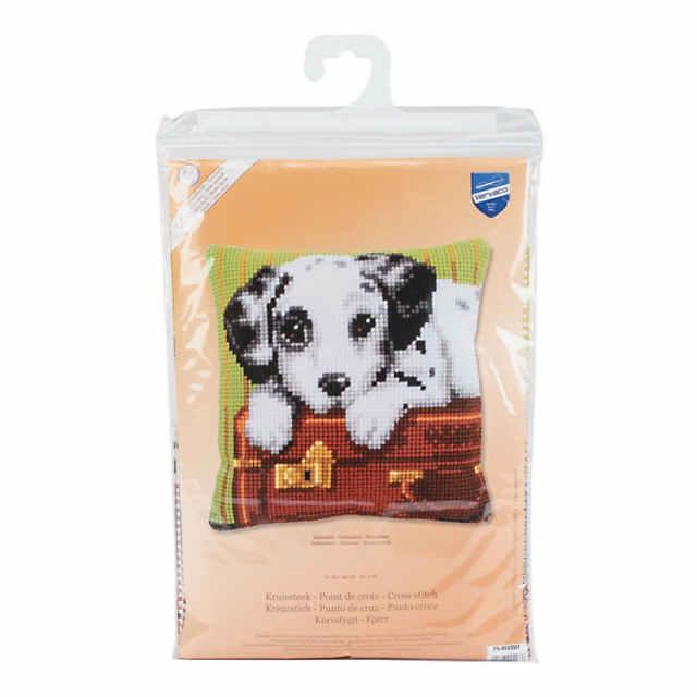 Vervaco Needlepoint Cushion Top Kit - Dalmatian