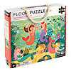24-piece Floor Puzzle: Mermaid Friends Image Thumbnail 2