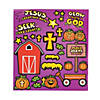 3D Christian Pumpkin Sticker Scenes Image Thumbnail 3
