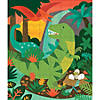 64-Piece Tin Canister Puzzle: Dinosaurs Image Thumbnail 1