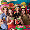 Adult's Embroidered Sombreros Image Thumbnail 4