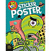 Alien Attack! 3D Poster Sticker Activity Book Image Thumbnail 1