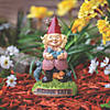 BigMouth<sup>&#174;</sup> Crazy Cat Lady Garden Gnome Image Thumbnail 2