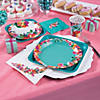 Bright Floral Dinner Plates Image Thumbnail 2