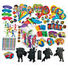 Bulk Superhero Novelty Assortment - 250 Pc. Image Thumbnail 1