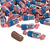Bulk Tootsie Roll<sup>&#174;</sup> USA Flag Midgees Chocolate Candy Image Thumbnail 1