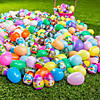 Bulk Toy-Filled Plastic Easter Egg Assortment - 1000 Pc. Image Thumbnail 2