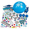 Bulk Winter Toy Assortment - 250 Pc. Image Thumbnail 1