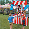 Carnival Bottle Ring Toss Game Image Thumbnail 2