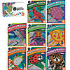 CBN: Mystery Mosaics: Set of Eight Books and FREE Pencils Image Thumbnail 1