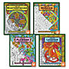 Celtic Coloring Books: Set of 4 with 24 FREE Markers Image Thumbnail 1