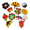 Chinese New Year Photo Stick Props Image Thumbnail 1
