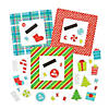 Christmas Picture Frame Magnet Craft Kit Assortment Image Thumbnail 2