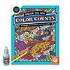Color by Number Color Counts: Glitter Under the Sea Image Thumbnail 1