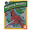 Color by Number Mystery Mosaics: Book 12 Image Thumbnail 1