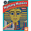 Color By Number Mystery Mosaics: Book 6 Image Thumbnail 1