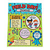 Color Your Own All About My Field Day Posters Image Thumbnail 1