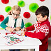 Color Your Own Christmas Stockings Image Thumbnail 2