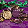 Colorful Mardi Gras Coins Image Thumbnail 2