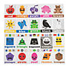Colors & Shapes Mini Bulletin Board Set Image Thumbnail 1