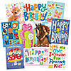 Cool Birthday 10 Card Assortment Pack Image Thumbnail 1
