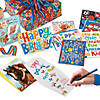 Cool Birthday 10 Card Assortment Pack Image Thumbnail 2