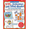 Easy & Engaging ESL Activities and Mini-Books for Every Classroom Image Thumbnail 1